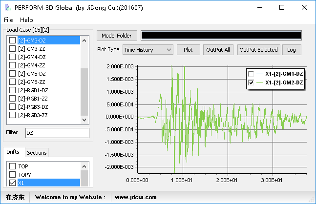 P3DGlobalTimeHistory